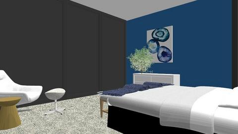 Modern Bedroom redo - Modern - Bedroom - by Whitney VanManen