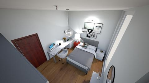 yeni ev - Bedroom  - by badeakkurt