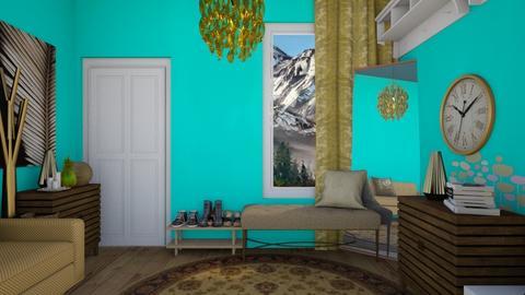 tandm hallway - by Loca910