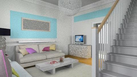 living room3 - Living room - by pyksio