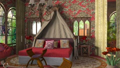 just married - Classic - Bedroom  - by chania