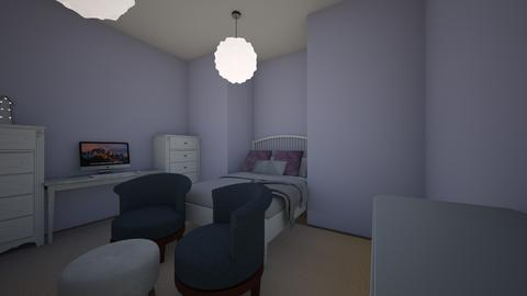 dawn teen room - Bedroom - by cinderella1111