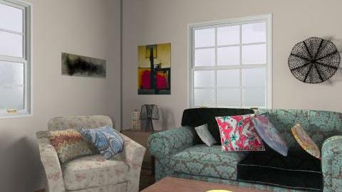 natiinbox - Country - Living room  - by natiinbox