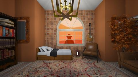 western room  - Country - by jaxboy2008