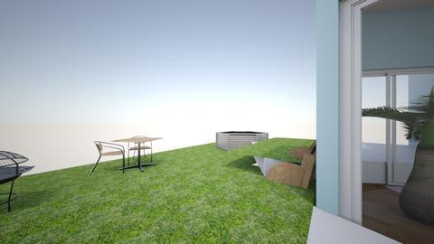duardoxx patio - Rustic - Garden  - by duardoxx