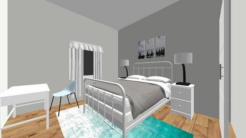 My Bedroom - Modern - Bedroom  - by Chefffy
