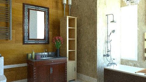 Luxury Bathroom - Modern - Bathroom - by iwoolnough