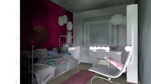 Carolina - Modern - Kids room  - by Lua Nova