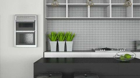 Cooking Industry - Modern - Kitchen  - by Carliam