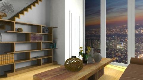Take slow - Rustic - Living room  - by sminderis3