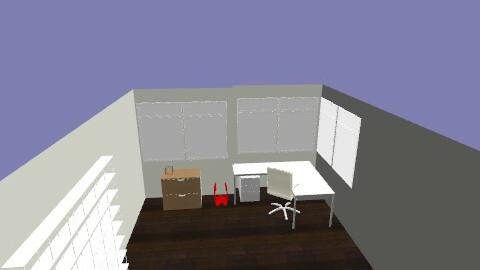 office - Minimal - Office  - by renarh