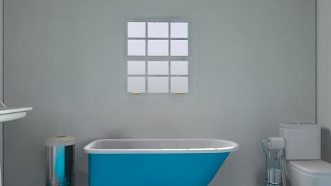 bedroom - Classic - Bathroom  - by bleiberg