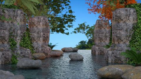 River - Modern - Garden  - by wijesinghe