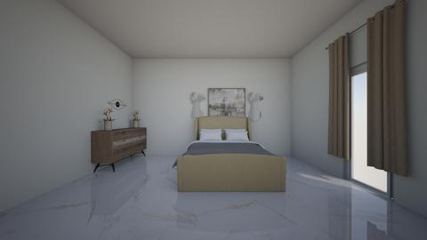 Guust - Bedroom  - by guust