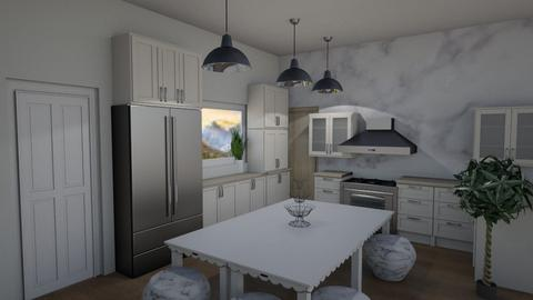 Eclectic Kitchen - Kitchen - by its_dd24