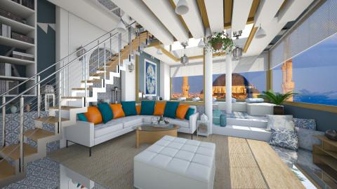 Ala Islamic - Modern - Living room  - by thefairysknight