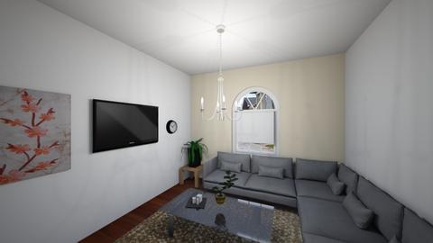 Minimal Living Room - Living room  - by JoJo Y