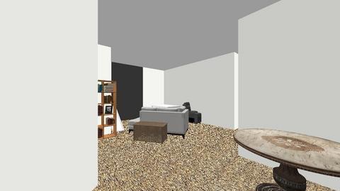 Living room  - Living room  - by bromero
