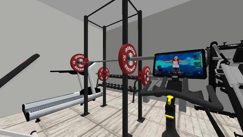 Gym - by melelema