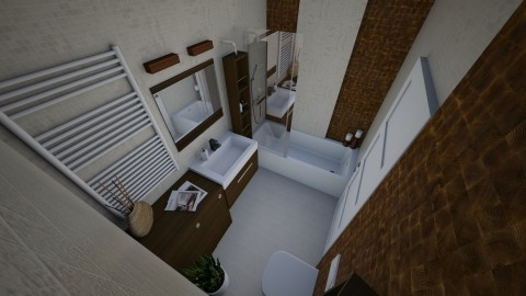 MyFlat2 - Classic - Bathroom - by dodominika