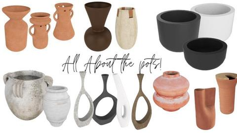 All about the pots - by milk07Designs