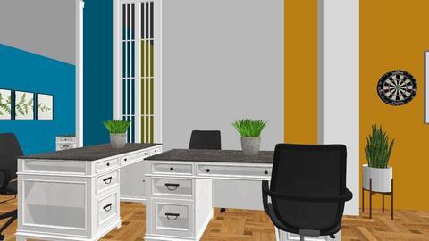 Jean new Design - Office  - by Bwogyi