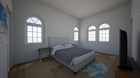 Master Bedroom_cottage - Classic - Bedroom  - by Pheebs09