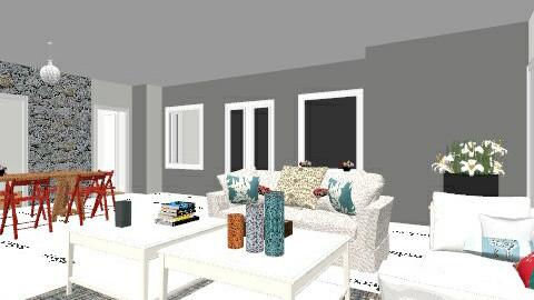 default - Rustic - Living room  - by Dolovillan