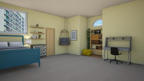 Student dorm contest  - Vintage - by Chloe Awesome