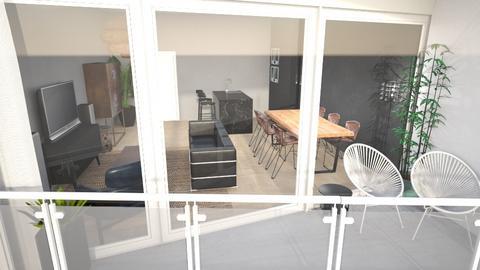Tolhuiskade living kitch - Living room  - by Patrickvh3