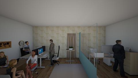 HANOUF - Classic - Office  - by Hanouf_s