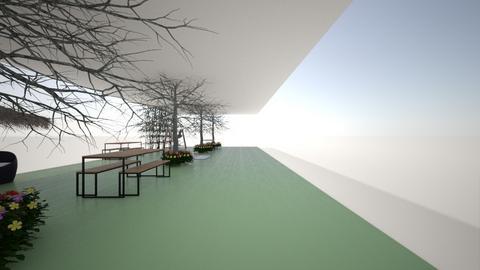 garden design  - Garden  - by emmyjay