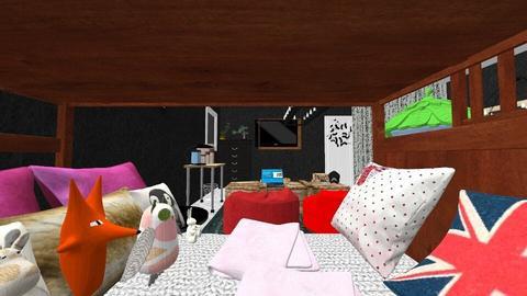 MyRoomInserverapartment - Bedroom  - by hallymcguigan25