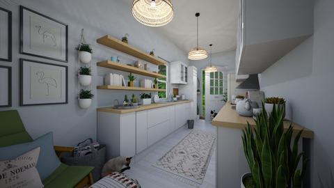 ForPheebs_L I B B I E - Kitchen  - by light_of_grace