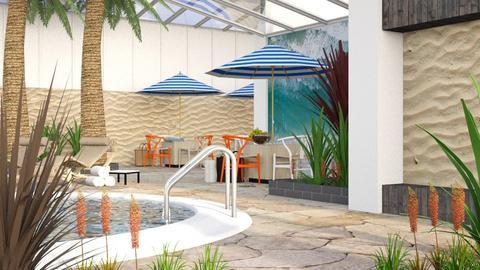 Indoor Tropics - Modern - by millerfam