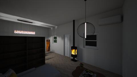 test1 - Living room  - by HansGDS