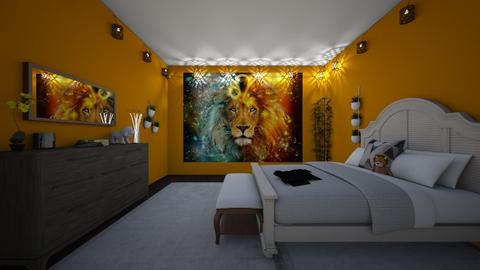 My Zodiac sign - Bedroom  - by Puppylover5673