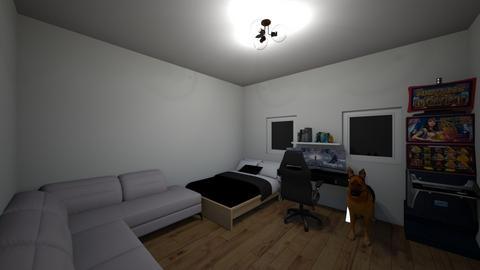 Braydens Room - Bedroom  - by BraydenGakaSuperneck