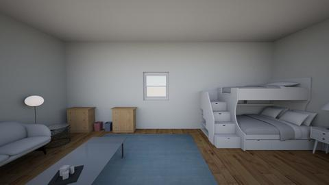 classy dream room - by abluemel2027