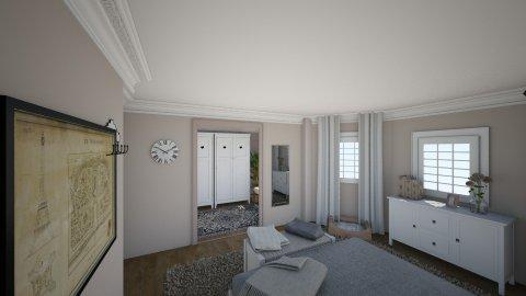 OG Erker - Bedroom - by caiine