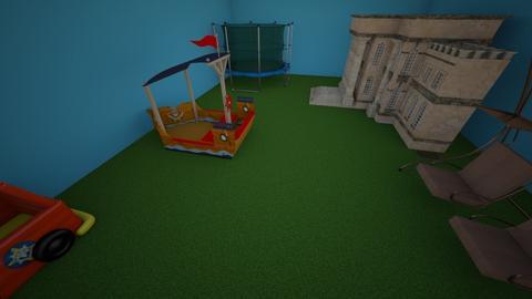 Kid Play - Garden - by kfoulk1198