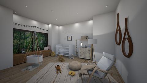 Surprise Baby   - Kids room  - by Sadieeeeeeee