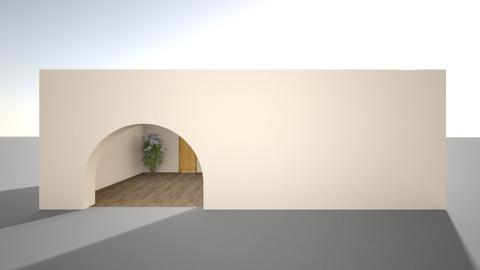 Gary Sykes front wall - Garden  - by Linda50