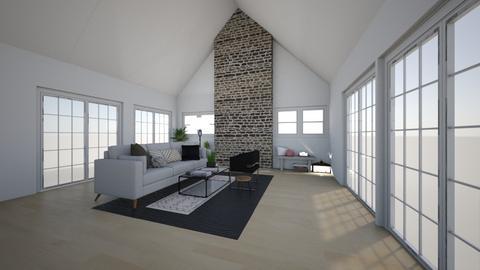 Living Room - by heartfordesign