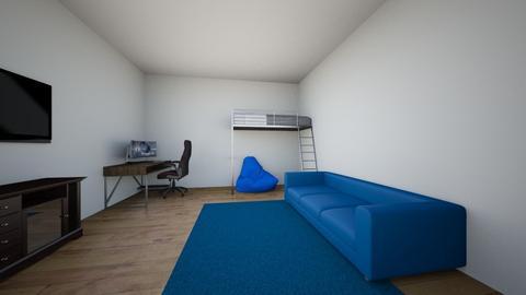 gaming wonderland  - Bedroom  - by abluemel2027