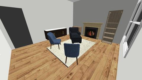 Front Room - Living room  - by bcprow