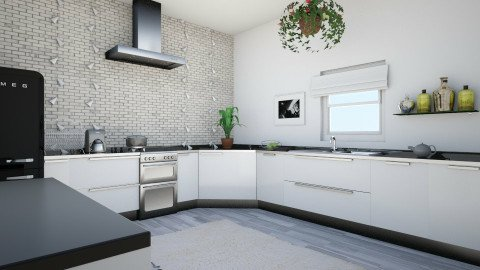 kitchen - Minimal - Kitchen  - by ch_pattie