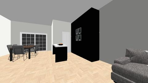 Woonkamer - Living room  - by luunluun