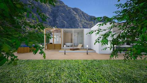Glamour_house4 - Garden  - by lovasemoke