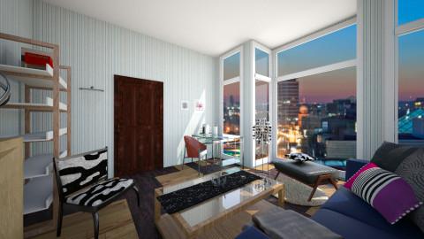 contest2 - Living room  - by marindekica22